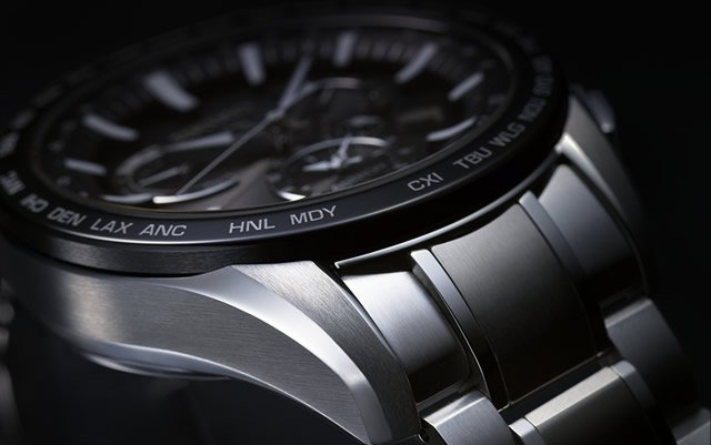 Seiko Astron SSE041 GPS Solar Watch