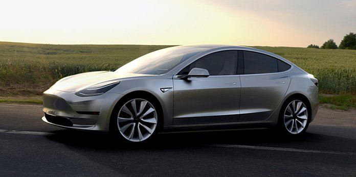 Tesla Model 3 Affordable Electric Car for the Masses