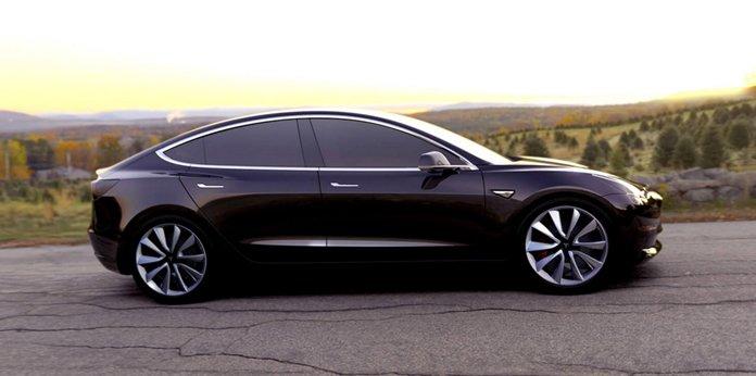 Tesla Model 3 Affordable Electric Car