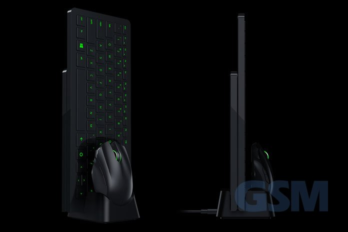 Razer Turret wireless Lapboard Mouse Charging Dock