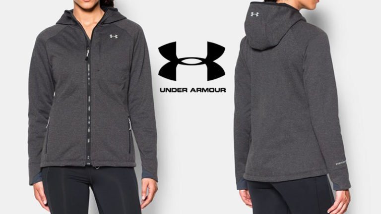 UA Bacca Softershell Ladies Outerwear