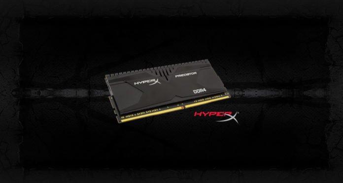 Kingston HyperX Predator DD4 RAM