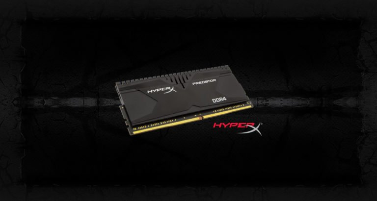 Kingston HyperX Predator DDR4 RAM