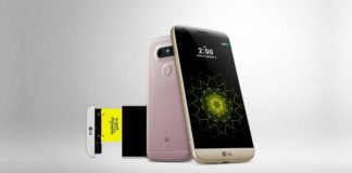 LG G5 Innovative Modular Design