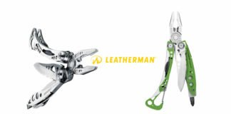 Leatherman Skeletool Multitool