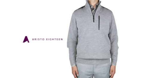 Aristo 18 Dunkirk Golf Sweater