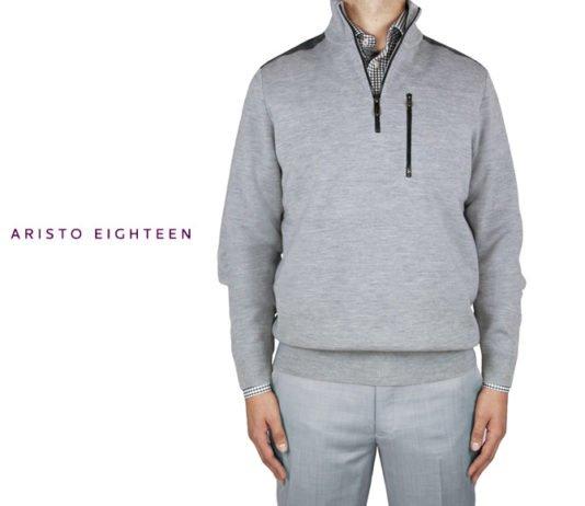 Aristo 18 Dunkirk Golf Sweater