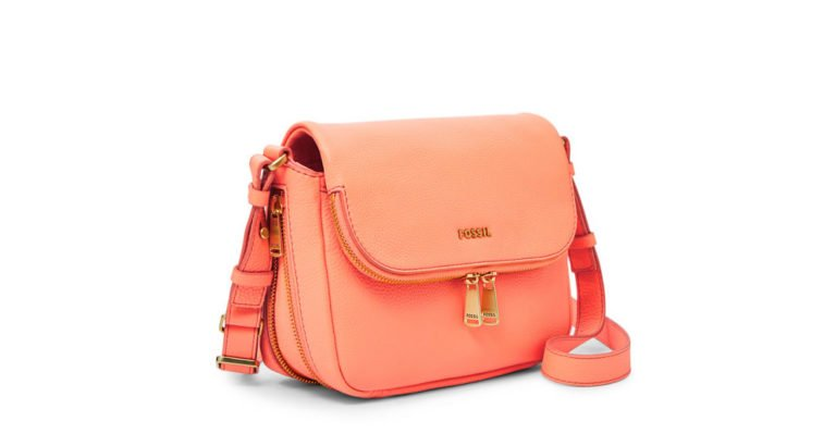 Fossil Preston Crossbody Handbag