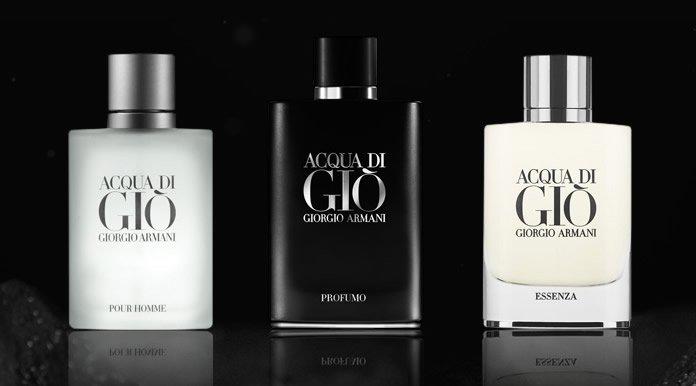 Giorgio Armani Acqua Di Gio Collection