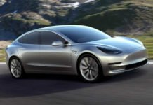 Tesla Model 3 Affordable Electric Car