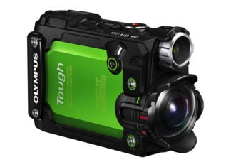 Olympus Tough TG Tracker 4k Action Camera