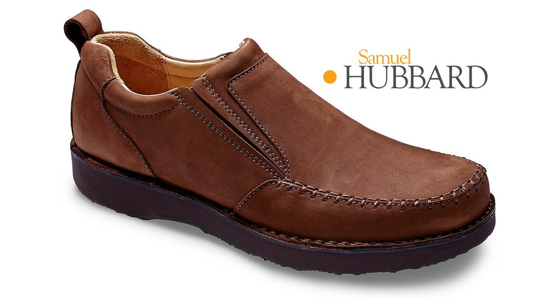 Samuel Hubbard Crazy Comfortable Getaway Slipon Shoes  GearStyle