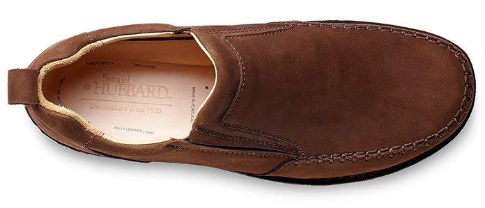 Samuel Hubbard Crazy Comfortable Getaway Slip-on Shoes