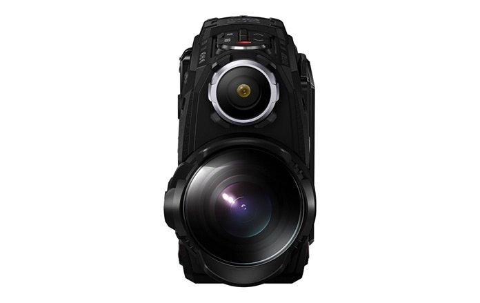 Olympus Tough TG Tracker 4k Action Camera