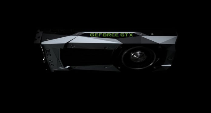 Nvidia Unveils GeForce GTX 1080 Graphics Card