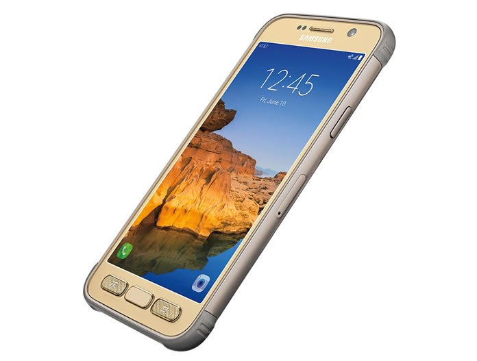 Samsung Galaxy S7 Active is Tougher