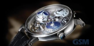 Bovet Récital 18 Shooting Star Universal Time