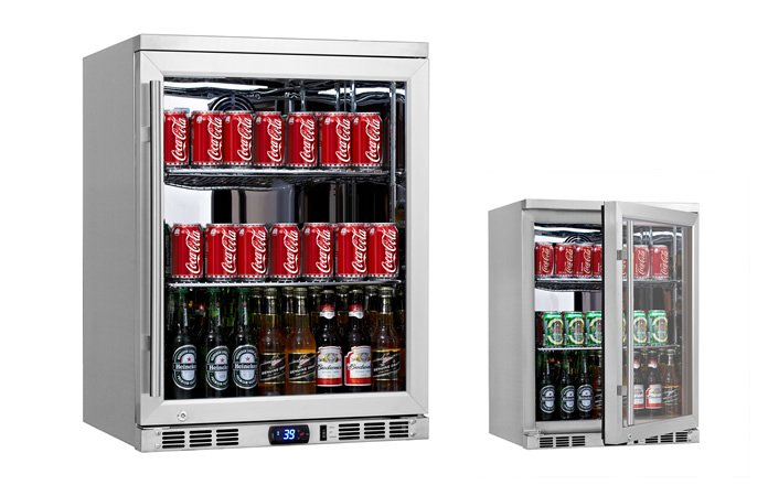 KingsBottle Under Counter Beverage Cooler