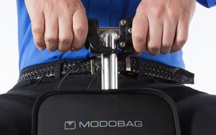 Modobag Motorized Rideable Smart Luggage