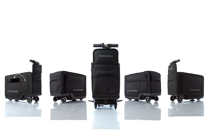 Modobag Motorized Rideable Smart Luggage