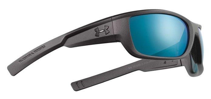 Under Armour Rumble Storm Polarized Sunglasses Review
