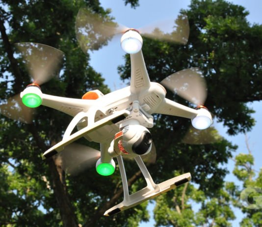 Blade Chroma 4k Camera Drone with ST-10+ Controller