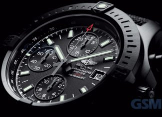 Breitling Colt Chronograph Automatic Blacksteel