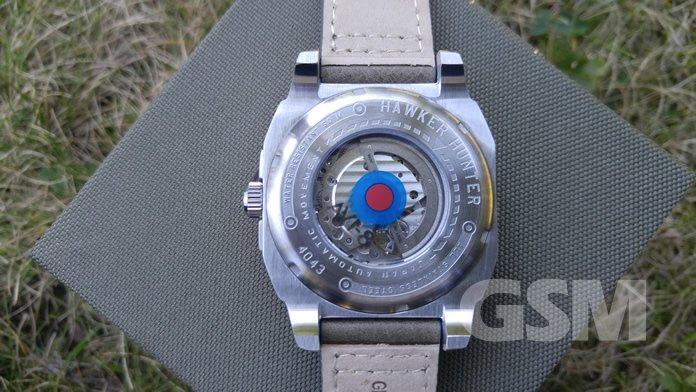 AVI8 Hawker Hunter Aviation Inspired Mens Watch