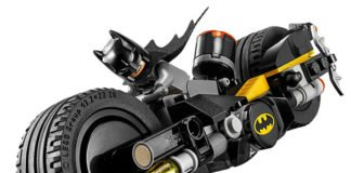 Lego Batman Gotham City Cycle Chase Review