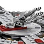 Lego Star Wars Force Awakens Millennium Falcon