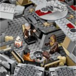 Lego Star Wars Force Awakens Millennium Falcon