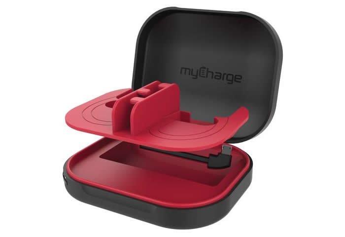 myCharge PowerGear Sound Wireless EarBud Charging Case