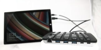 Accell UltraAV Mini DisplayPort Y-Cable Dock Review