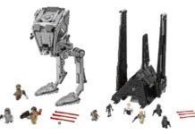 LEGO Star Wars releases Rogue One based sets
