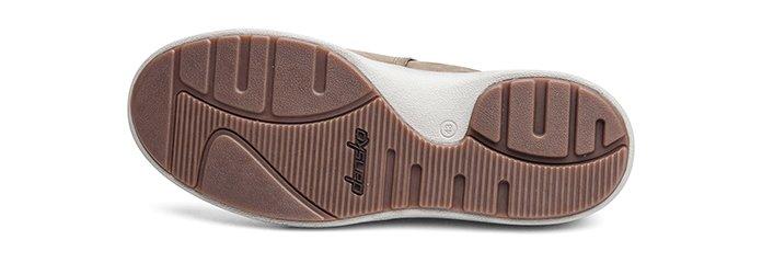 Dansko Virgil Khaki Nubuck Leather Boots