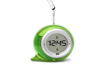Just Add Water Bedol Squirt Alarm Clock