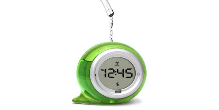 Just Add Water Bedol Squirt Alarm Clock