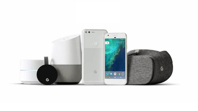 New Gear Announced Google Pixel Event