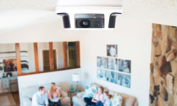 Novi 4-in-1 Home Security Sensor