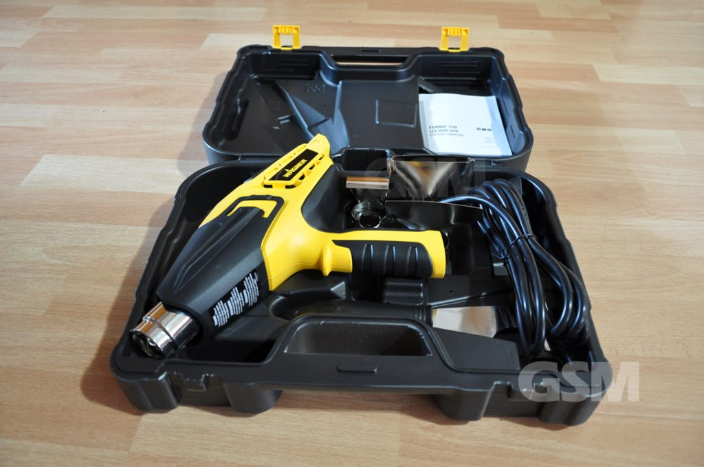DIY Gear: Wagner Furno 750 Heat Gun Review
