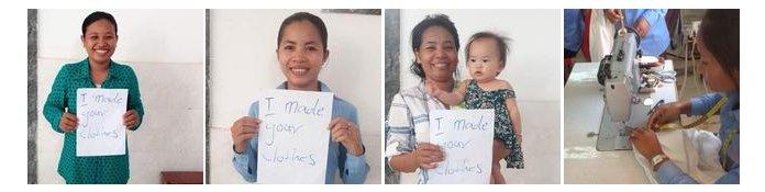 Sewing Training Program to Benefit Cambodian Women