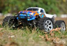Dromida MT4.18BL 4WD RC Truck Review