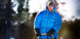 Fjallraven Expedition Down Jacket for Serious Cold
