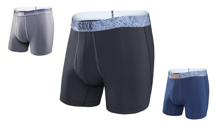 Saxx Mens Baselayer Performance Underwear