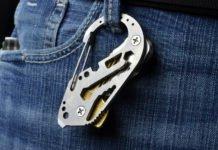 Fortius Arms KeyBiner Carabiner