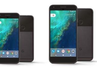 Google Flagship Pixel XL Smartphone