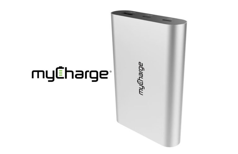 myCharge Powerful 36W RazorPlatinum Portable Battery