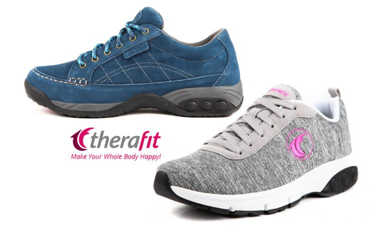 Therafit Women's Casual Shoes Ultimate Comfort