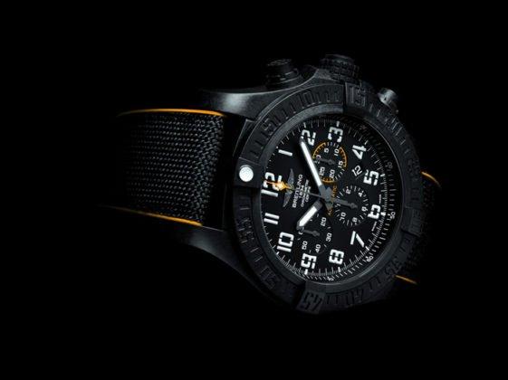Avenger Hurricane 12H Black Dial