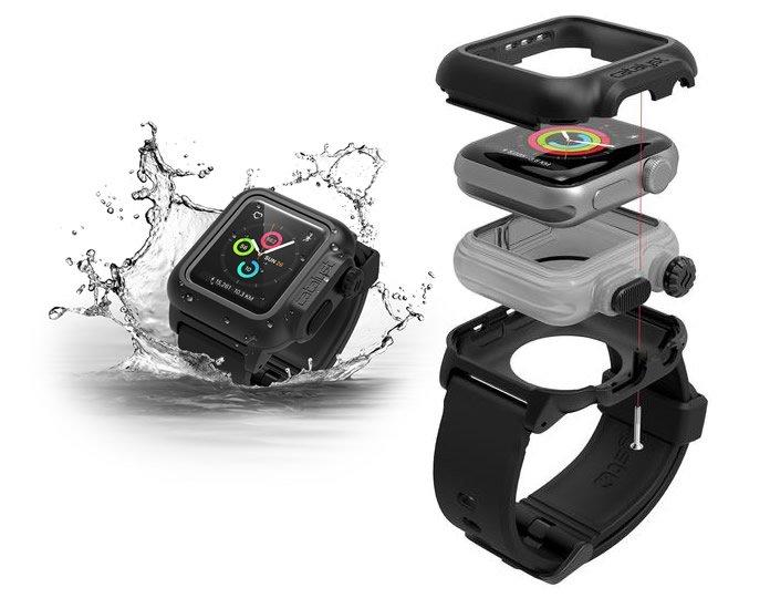 Catalyst Apple Watch Series 2 Case